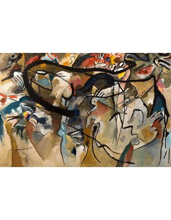 Reprodukcje obrazów Composition V - Wassily Kandinsky