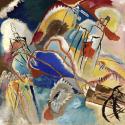 Reprodukcje obrazów Improvisation XXX - Wassily Kandinsky