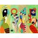 Reprodukcje obrazów Wassily Kandinsky Muses