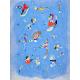 Reprodukcje obrazów Wassily Kandinsky Sky Blue