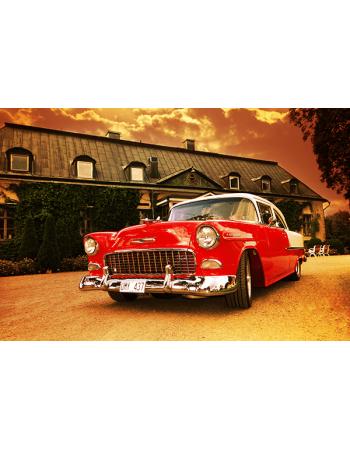 Obrazy na płótnie Chevrolet