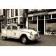 Obrazy na płótnie Citroen 2CV