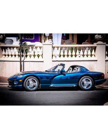 Obrazy na płótnie Dodge Viper