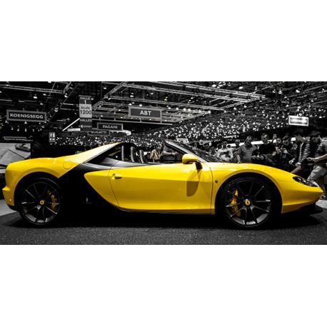 Obrazy na płótnie Ferrari Sergio