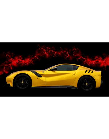 Obrazy na płótnie Ferrari Tdf 2016