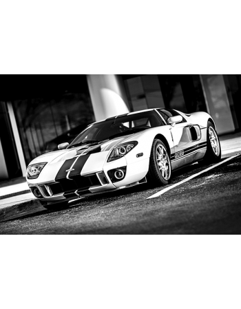 Obraz na płótnie Sportowy Ford GT