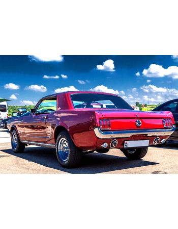 Obraz na płótnie Ford Mustang