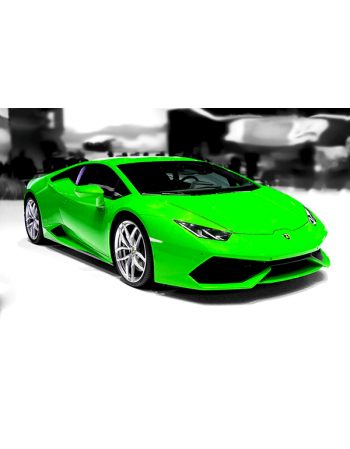 Obraz na płótnie Lamborghini