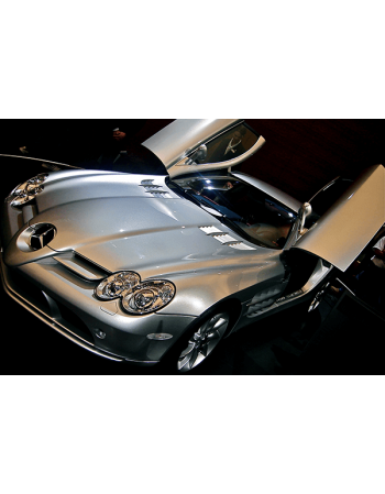 Obraz na płótnie Mercedes SLR