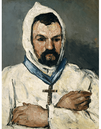 Reprodukcje obrazów Antoine Dominique Sauveur Aubert - Paul Cezanne