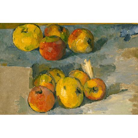 Reprodukcje obrazów Paul Cezanne Apples