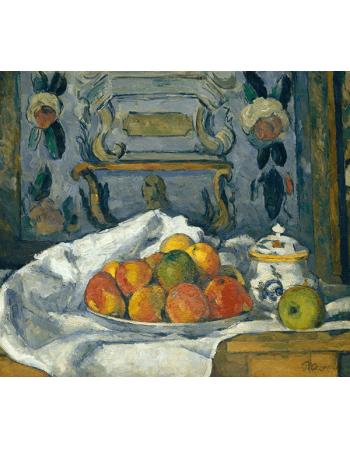 Reprodukcje obrazów Paul Cezanne Dish of Apples