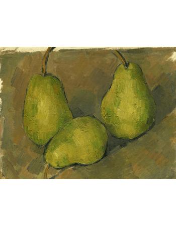 Reprodukcje obrazów Paul Cezanne Three Pears