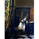 Reprodukcje obrazów Alegoria wiary - Jan Vermeer