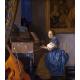 Reprodukcje obrazów Jan Vermeer Dziewczyna siedząca przy klawesynie