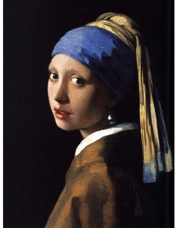 Reprodukcje obrazów Jan Vermeer Dziewczyna z perłą