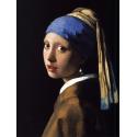 Reprodukcje obrazów Dziewczyna z perłą - Jan Vermeer