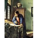 Reprodukcje obrazów Geograf - Jan Vermeer