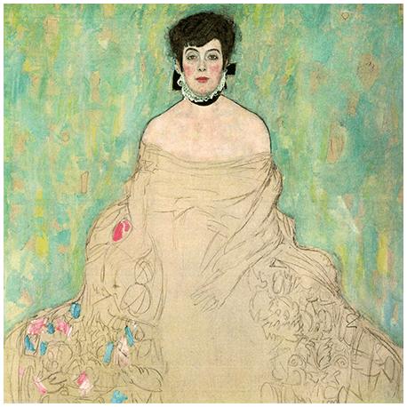 Reprodukcja obrazu Gustav Klimt Amalie Zuckerkandl