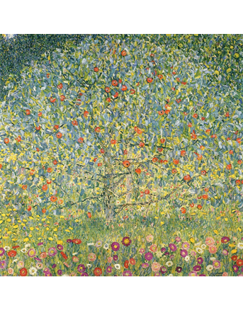 Reprodukcja obrazu Gustav Klimt Apple Tree