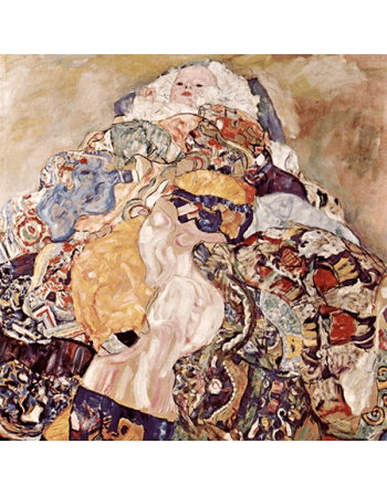 Baby - reprodukcje obrazów - Gustav Klimt