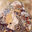 Reprodukcje obrazów Baby - Gustav Klimt