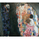 Reprodukcja obrazu Gustav Klimt Death and Life