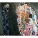 Reprodukcje obrazów Death and Life - Gustav Klimt