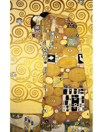 Reprodukcja obrazu Gustav Klimt Fulfillment