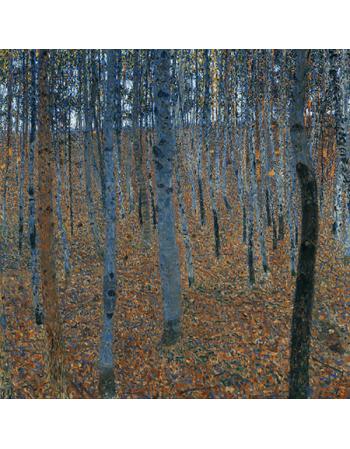 Gustav Klimt Beech Grove I