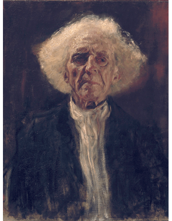 Reprodukcje obrazów Blind Man - Gustav Klimt
