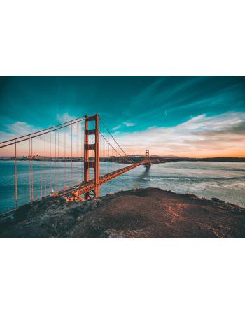 Obraz na płótnie-Fedkolor-Golden Gate