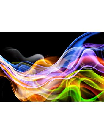 Obraz-na-płótnie-Kolorowy dym
