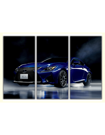 Obraz na płótnie Lexus RC F