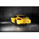 Obraz-na-plotnie-Zolte-Porsche