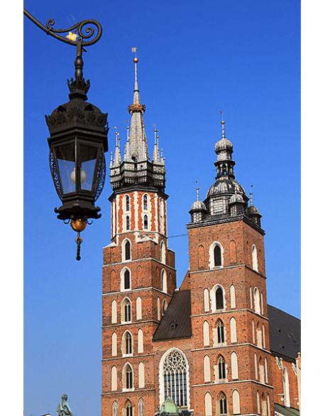Obraz na płótnie Kościół Mariacki - Kraków