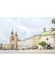 Obraz na płótnie Rynek Kraków