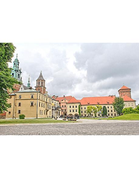 Obraz na płótnie Wawel Kraków