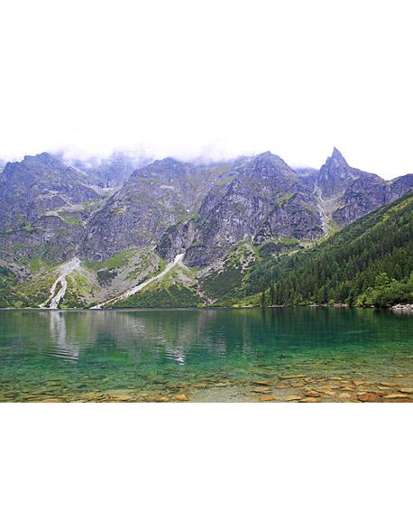 Obraz na płótnie Morskie Oko - Tatry