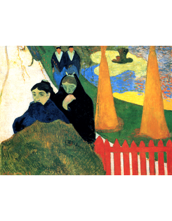 Reprodukcje obrazów Paul Gauguin Arlésiennes