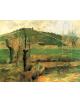 Reprodukcje obrazów Paul Gauguin Aven below the Montagne Sainte-Marguerite