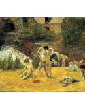 Breton Boys Bathing