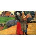 Breton peasant