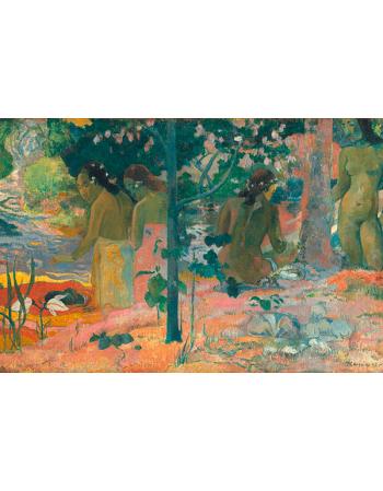 Reprodukcje obrazów Paul Gauguin The Bathers