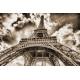 Wieża Eiffla HDR
