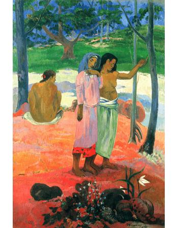 Reprodukcje obrazów Paul Gauguin The Call