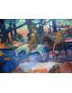 Reprodukcje obrazów Paul Gauguin The Ford