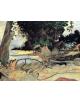 Reprodukcje obrazów Paul Gauguin The Hibiscus Tree