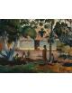 Reprodukcje obrazów Paul Gauguin The Large Tree