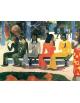 Reprodukcje obrazów Paul Gauguin The Market
